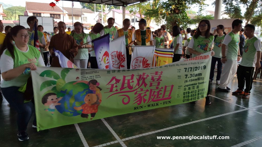 BLIA Charity Walkathon In Jelutong