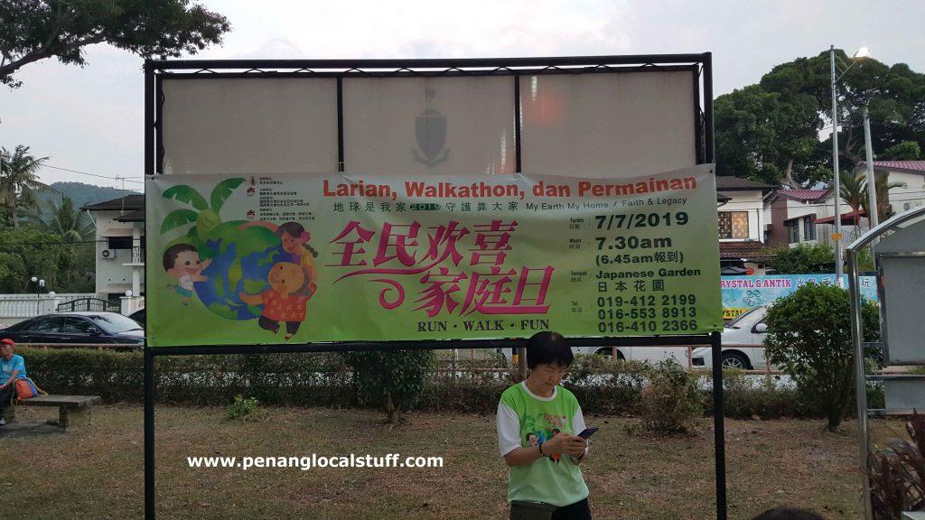 BLIA Charity Walkathon Jelutong Penang