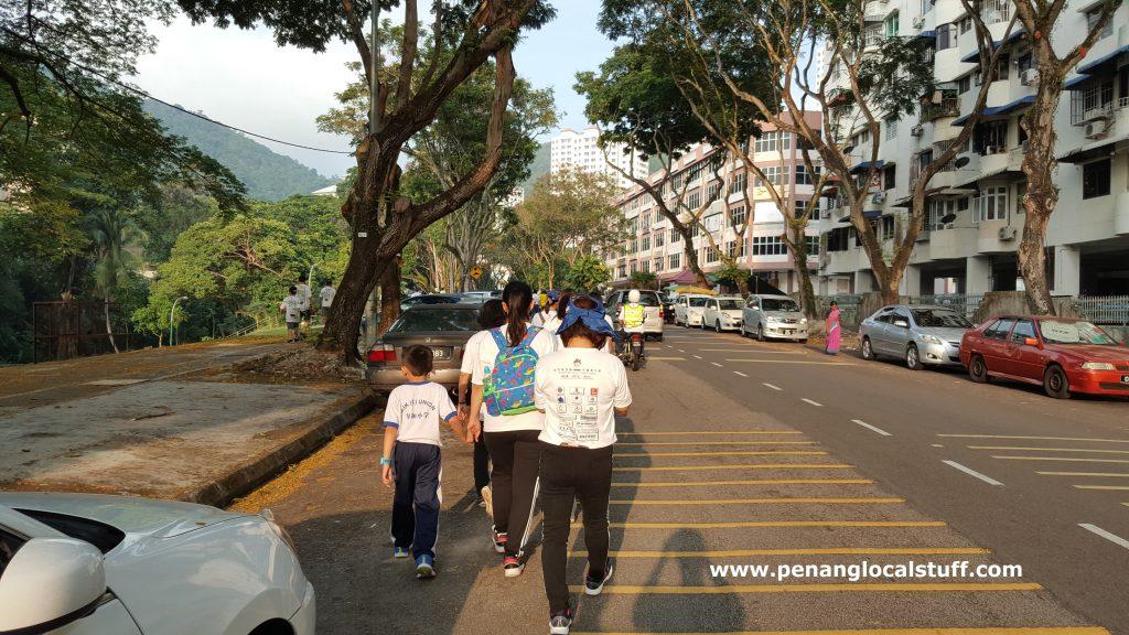 BLIA Charity Walkathon