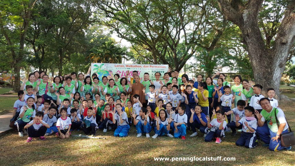 Photo Session With Union Primary School Contingent