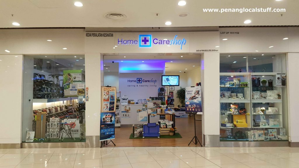 Home Care Shop Queensbay Mall