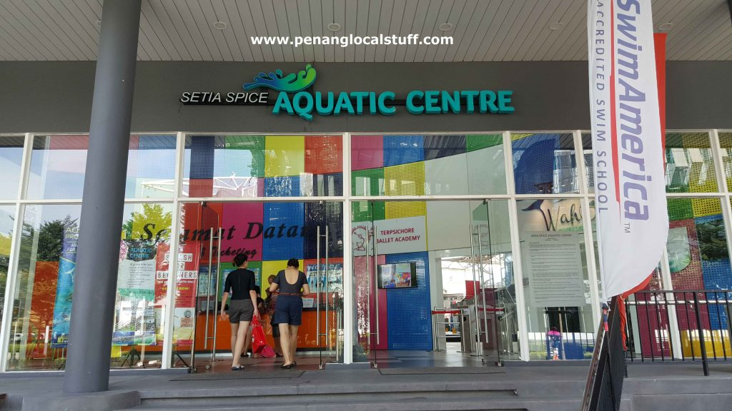 Setia SPICE Aquatic Centre