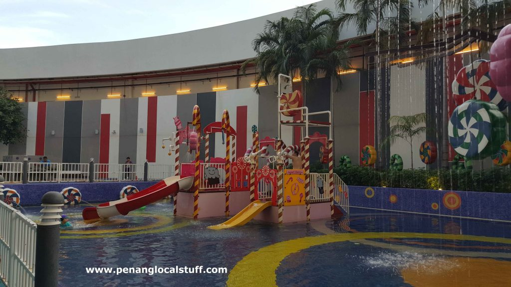 Splash Pool At Setia Spice Aquatic Centre