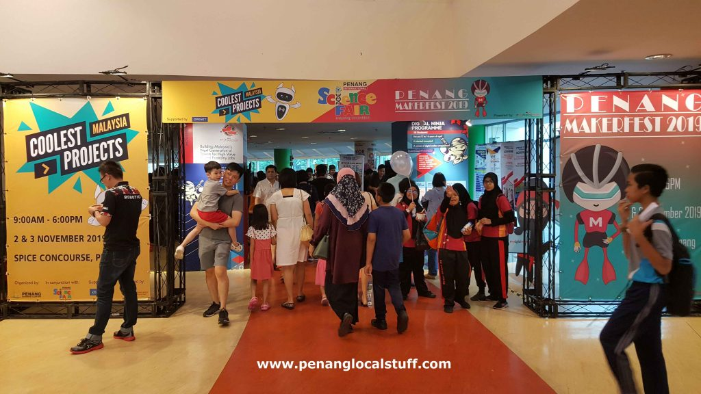 Penang International Science Fair 2019