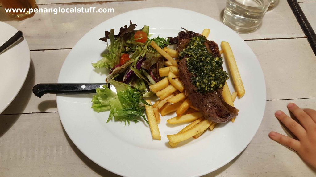 Harvest Times Cafe Steak