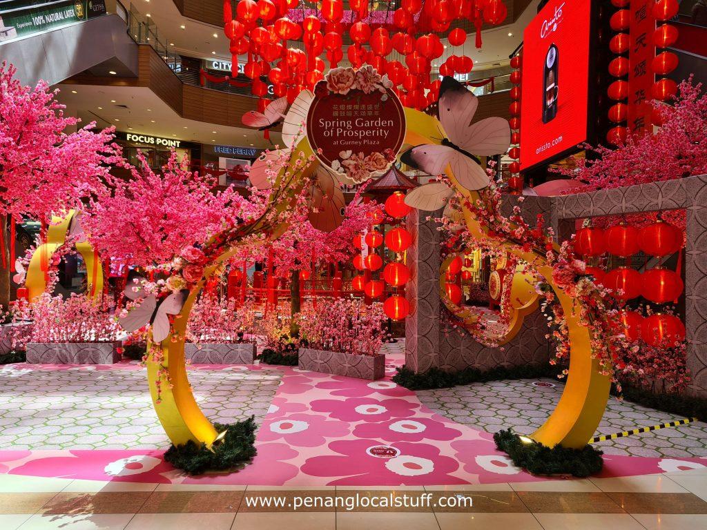 Gurney Plaza CNY Decorations