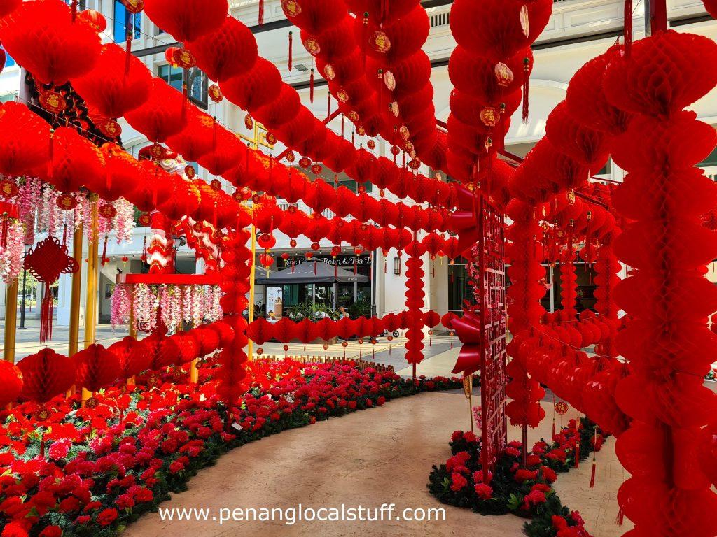 Lanterns Corridor