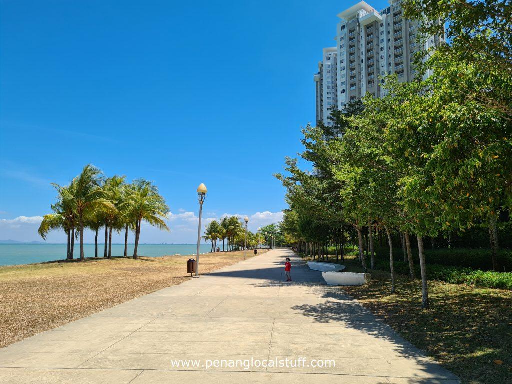 Quayside Jogging Path