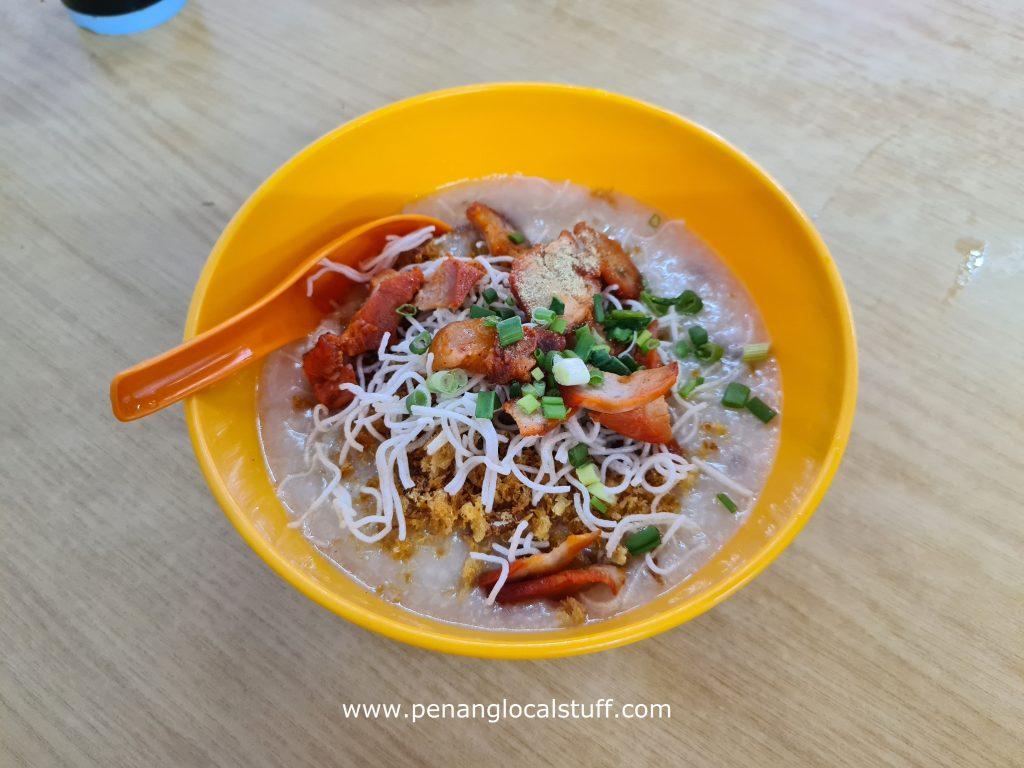 Chok Kee Peanut Porridge