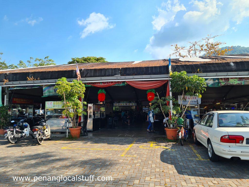 SureWin Cafe Penang