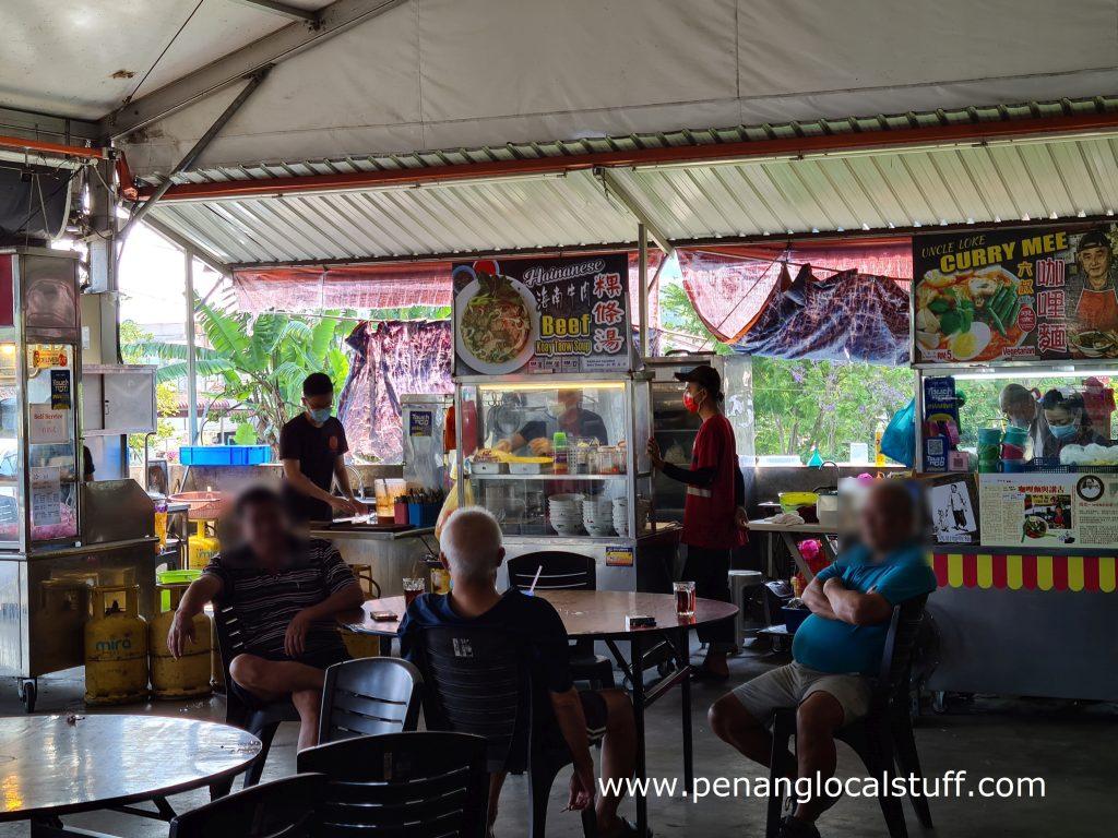 SureWin Cafe Stalls