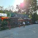 Waterfall Cafe Botanical Garden Penang