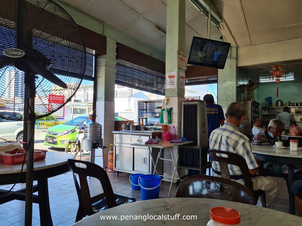 Yit Hooi Cafe Chee Cheong Fun Stall