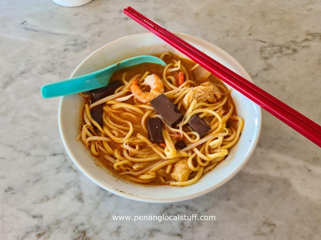 Yit Hooi Cafe Curry Mee