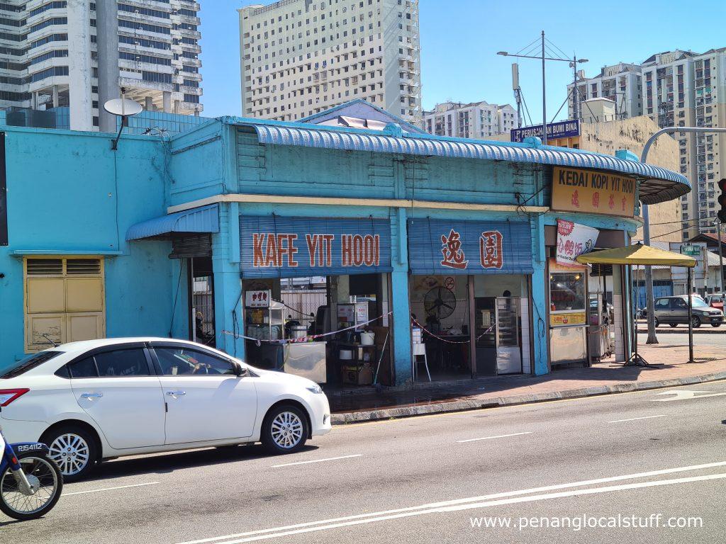 Yit Hooi Cafe Georgetown Penang