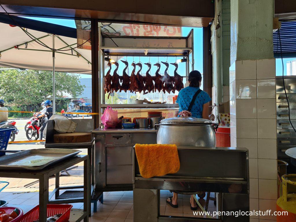 Yit Hooi Cafe Roast Duck Stall