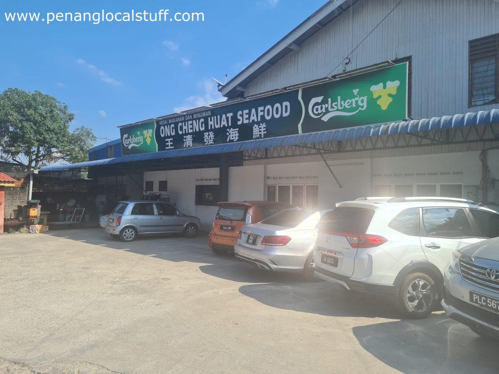Ong Cheng Huat Seafood Butterworth Penang